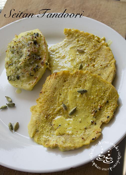 seitan tandoori (cucina vegana)