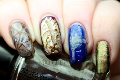 Harry Potter and the Goblet of Fire nails 3