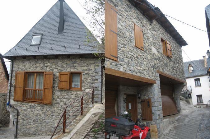 Nieve y monta a magnifica casa en venta en casau pirineo - Casas rurales en el pirineo catalan ...