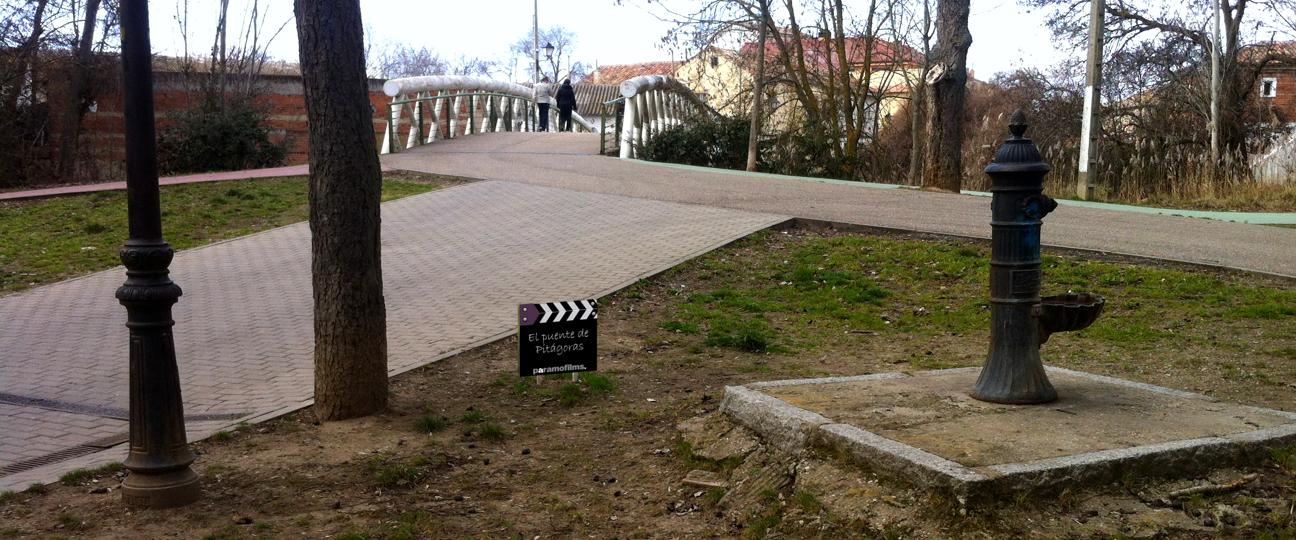 El Puente de Pitágoras, 2015 Abbé Nozal