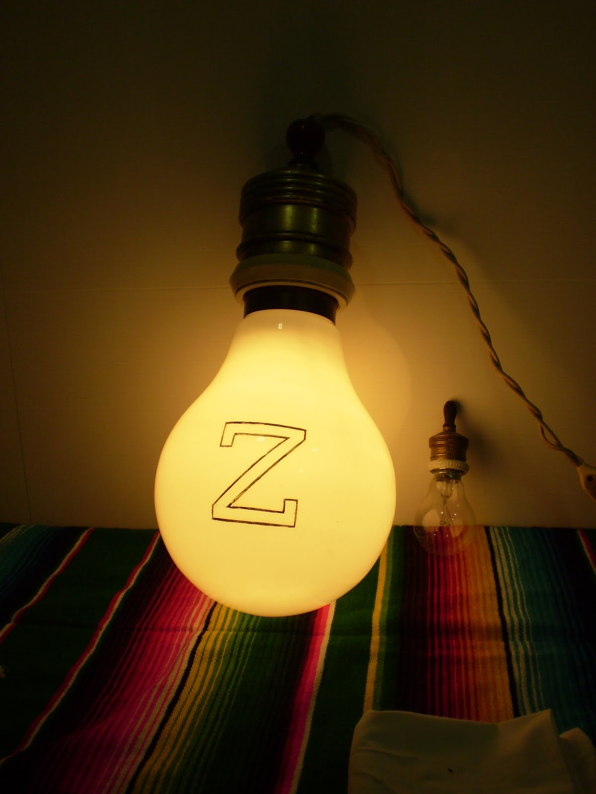 Vintager a antigua l mpara bombilla gigante promocional de l mparas z old giant light bulb lamp - Lamparas bombilla gigante ...