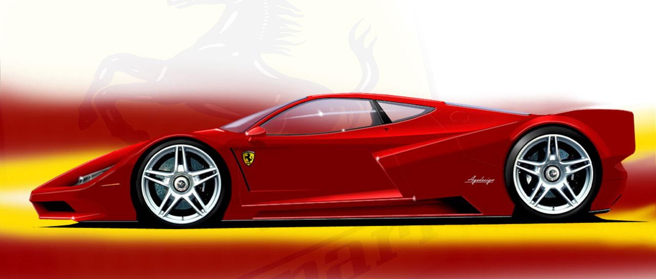 Super Cars Blog Ferrari F70