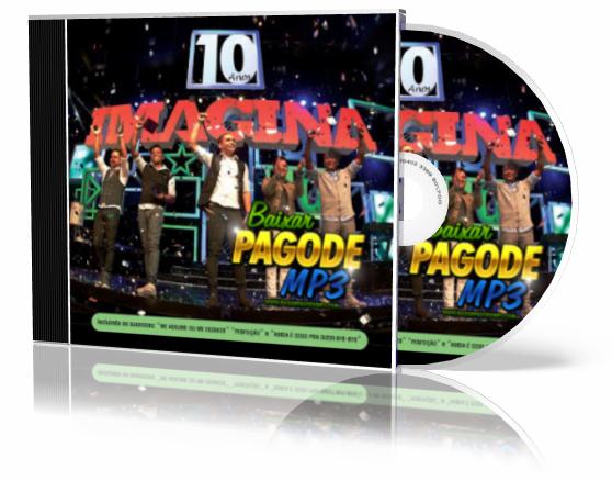 CD Imaginasamba   10 Anos Ao Vivo (Áudio DVD 2013)