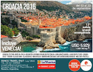 Turismo a Croacia