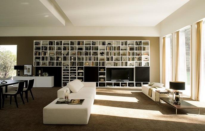 Soggiorno Lago Design : Interior Design Color Combinations