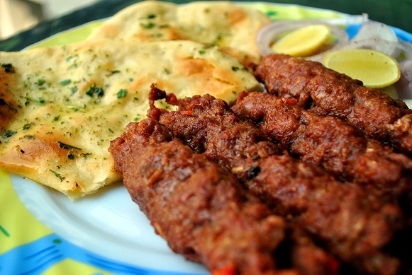 how to make turkish chicken shish kebab