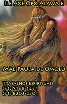 Mãe Paula de Omolú