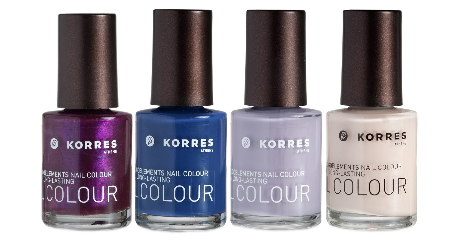 Dream_Of_Beauty: Korres Nail Polishes Spring-Summer 2013 Collection