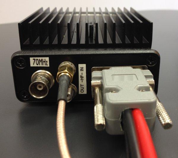 70 to 28 MHz TRANSVERTER KIT 4meters 4m 70mhz VHF UHF Ham Radio DX
