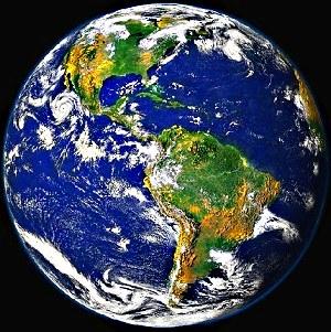 planeta casi identico a la tierra