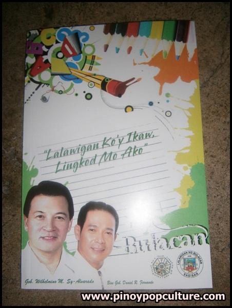 notebook, Bulacan Provincial Capitol, Wilhelmino Sy-Alvarado, Daniel Fernando