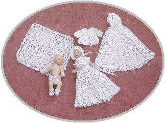 KNITTING PATTERNS FOR MINIATURE DOLLS CLOTHES   KNITTING PATTERN