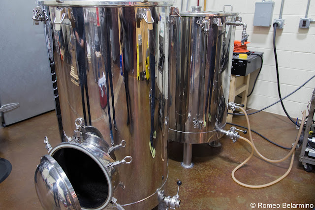 Two-Barrel Brewing System Tin Cannon Brewing Northern Virginia