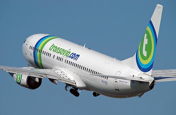 Pobre na europa transavia low cost holandesa for Ryanair barcelona paris orly