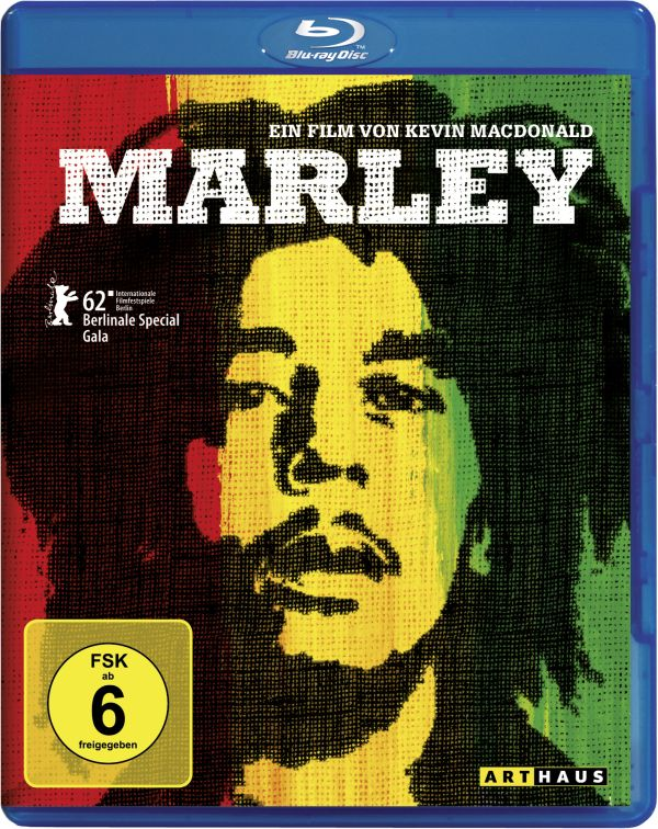 Marley Blu-ray Cover