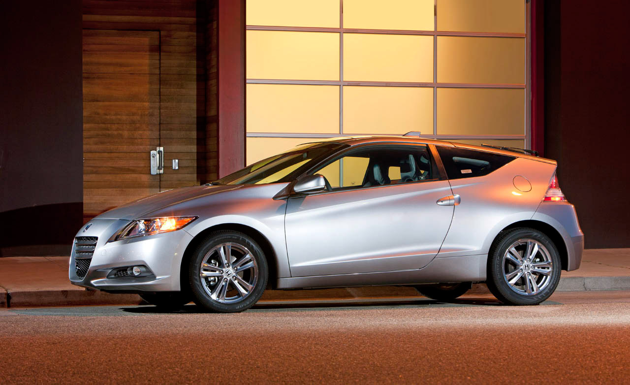 Information About Vehicle 2011 Honda Cr Z Ex