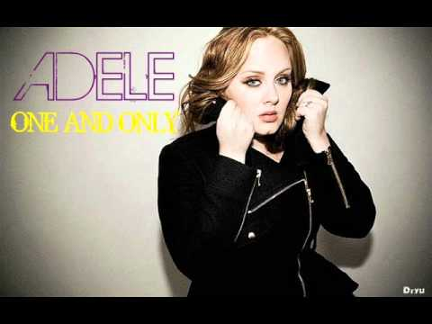 lirik lagu one and only adele terjemahan lirik lagu one