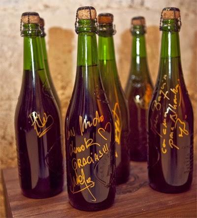 cervezas Alhambra Reserva 1925
