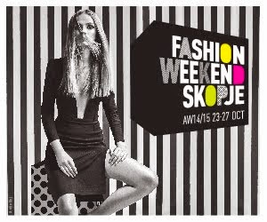 Fashion Weekend Skopje AW 14/15