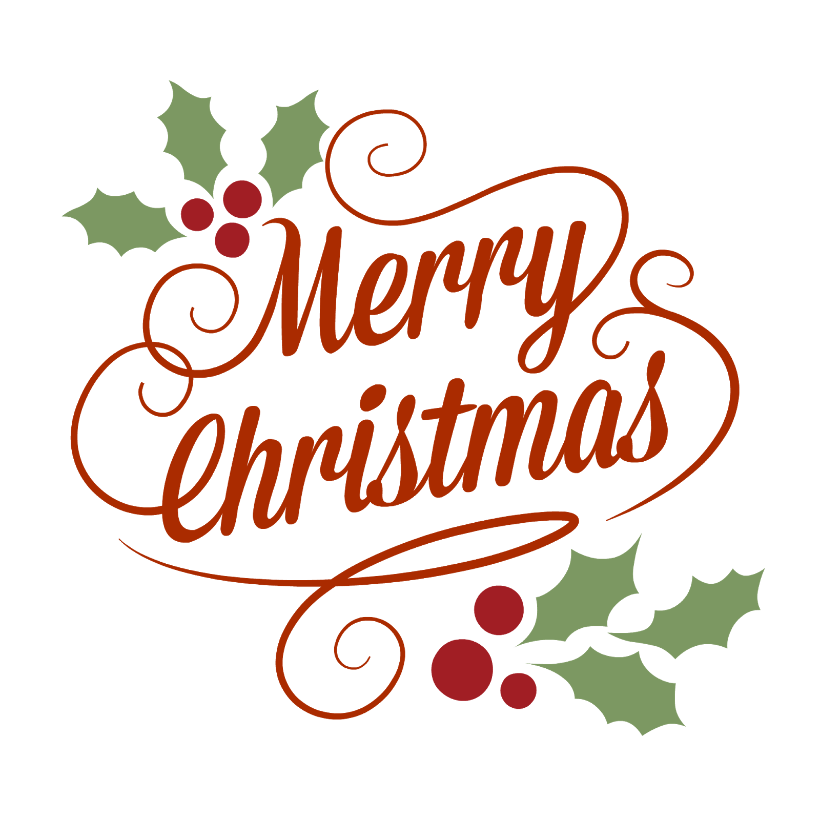 Merry Christmas Merry Christmas Text Png
