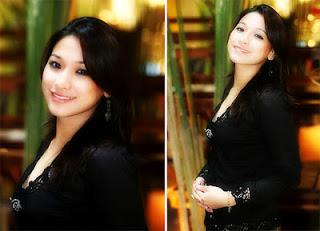 Gambar Kontroversi Sharifah Jasmine Soraya Peserta Gadis Melayu TV9