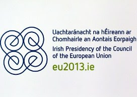 Irish logo for 2013 Presidency