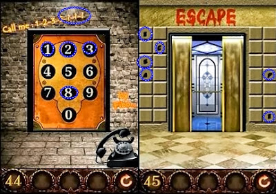 Best Game App Walkthrough 100 Inferno Escape Level 41 42