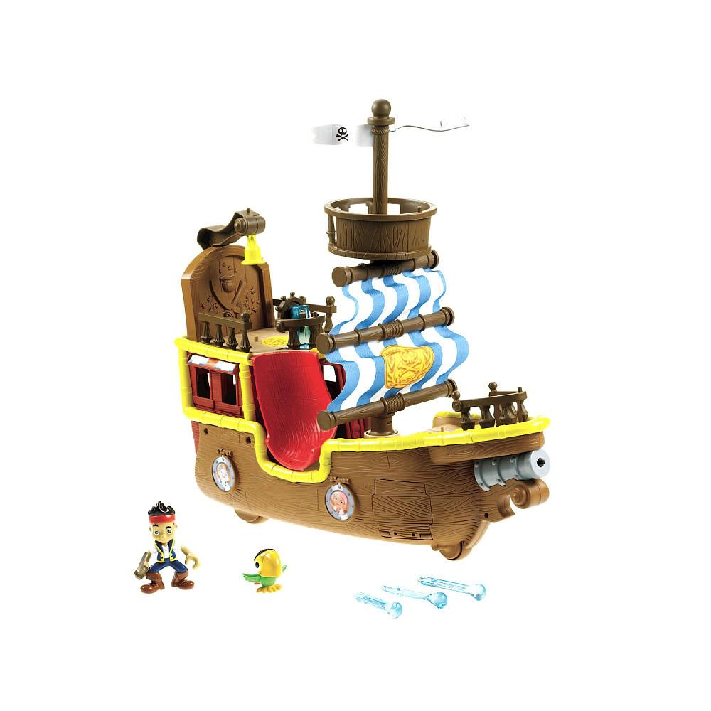 Łajbek Gadający Statek Piratów z bajki Jake i Piraci z Nibylandii - Y3041