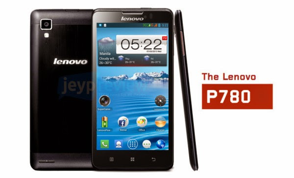 Cara Flash/Upgrade hp Lenovo P780 Update 2015