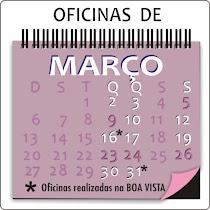 CALENDÁRIO DE OFICINAS