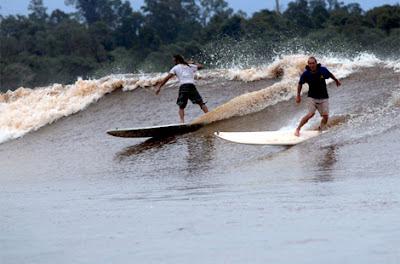 Sungai Kampar sungai terindah di indonesia