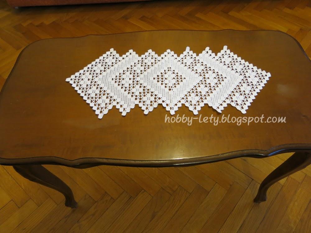 Centrini moderni finest moderno diy rotonda cotone tovaglietta stuoia di tabella del merletto - Centrini moderni camera da letto ...