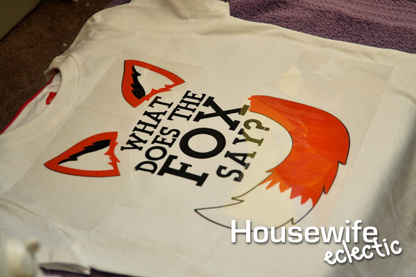What Does The Fox Say DIY Shirt, Fox Cuttable Files, Fox Silhouette Files