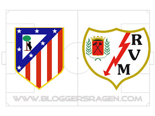 Pertandingan Atletico Madrid vs Rayo Vallecano