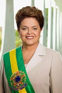 DILMA ROUSSEFF - PRESIDENTA DO BRASIL