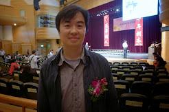 2013獲特殊優良教師明志獎
