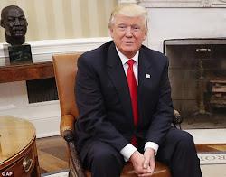 President elect Donald J. Trump