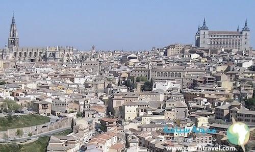 اهم عشرة مدن التى تزورها فى اسبانيا