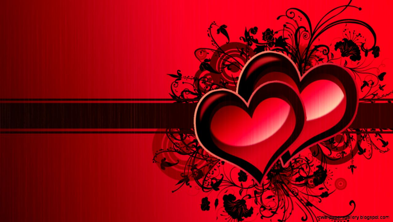 Heart pictures and wallpapers red love heart pictures and