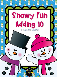 http://www.teacherspayteachers.com/Product/Snowy-Fun-Adding-10-1035132