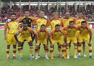 Prediksi Gresik United vs Sriwijaya FC 1 Maret 2013
