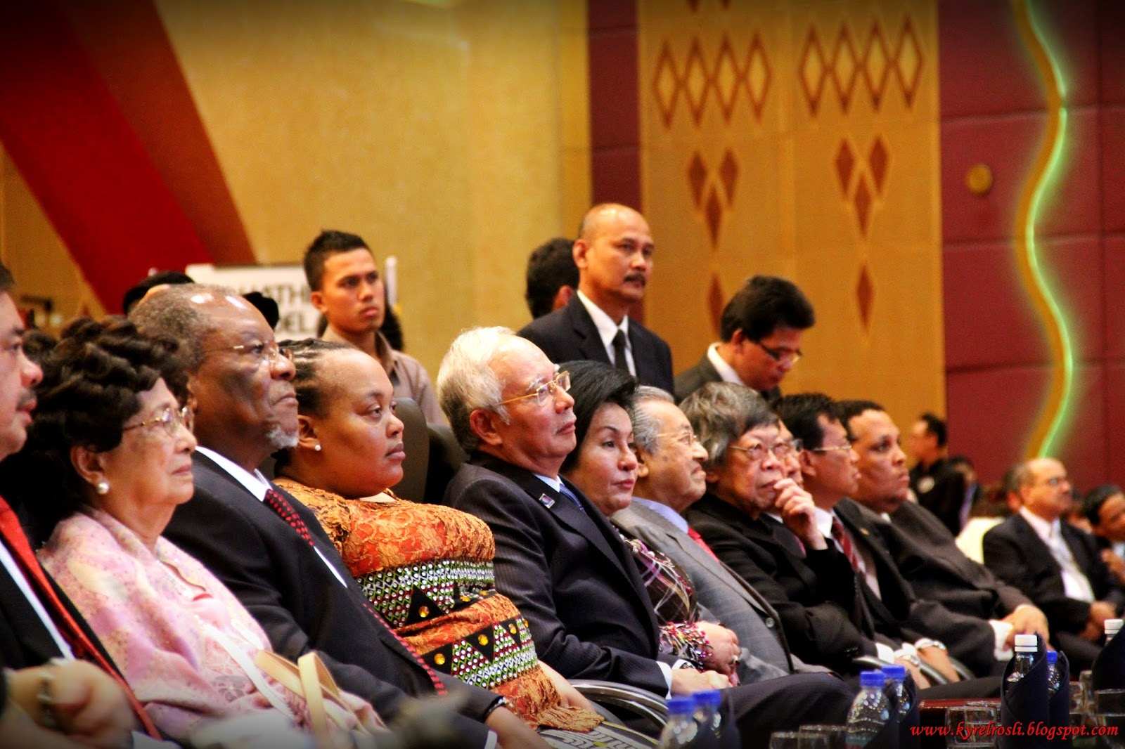 Mahathir Award For Global Peace