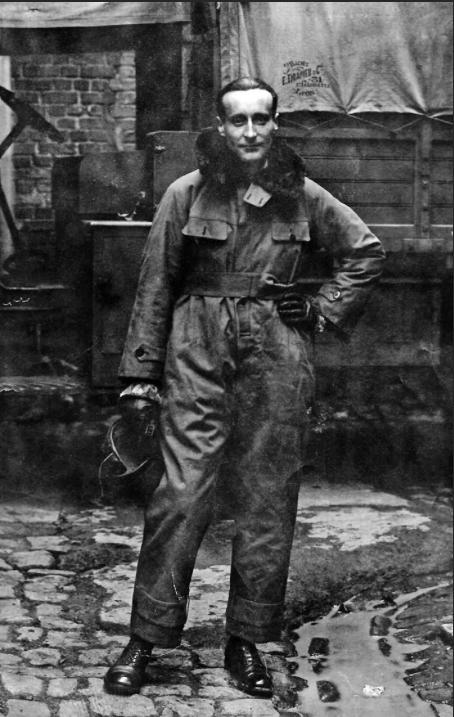 Photographe aérien 1914 - 1918