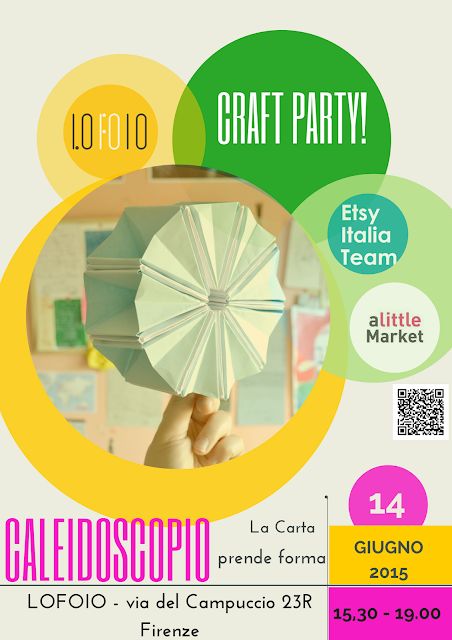 craft party-firenze-origami