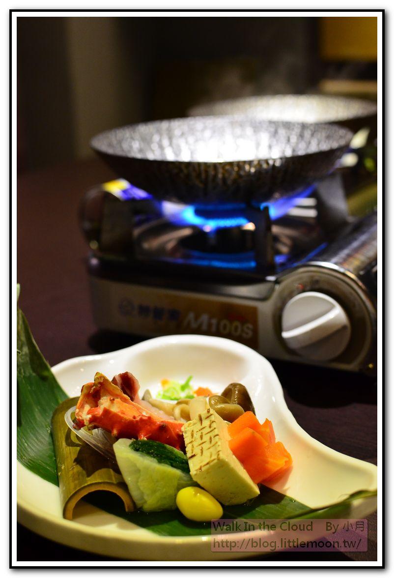 鱈場蟹海鮮鍋