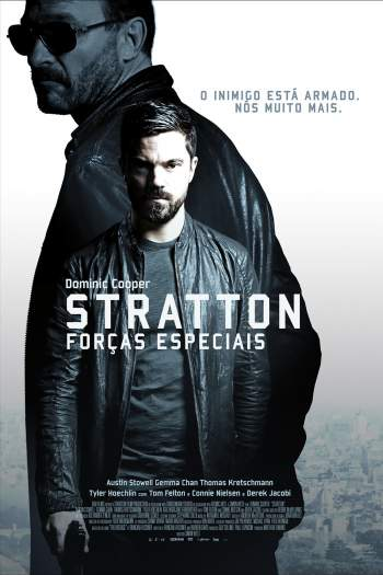 Stratton: Forças Especiais Torrent - BluRay 720p/1080p Dual Áudio