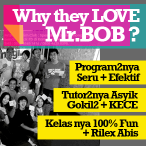 Why They Love Mr.BOB