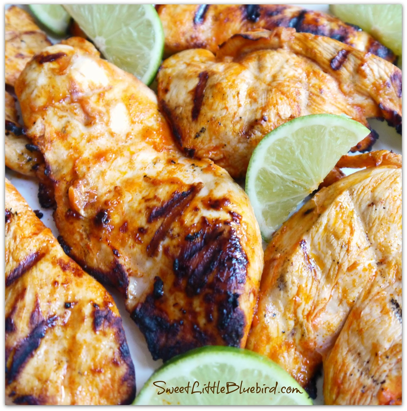 Chicken recipes using lime juice