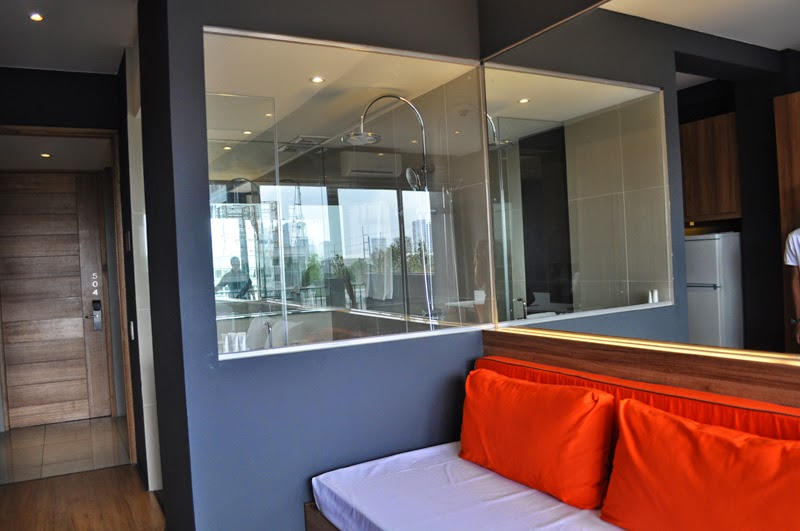 This Room Is Perfect For Honeymooners Or If You Are Couple Romantic Right The Privacy In Transparent Glass Wall Bathroom Was A Bit Awkward