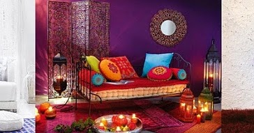 lifestyle living wellness wohnen und orientalisch. Black Bedroom Furniture Sets. Home Design Ideas